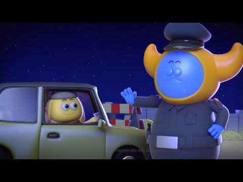 AstroLOLogy | 警察の交通停止 | フルエピソード | 子供のための漫画 | WildBrain