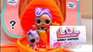 Unboxing LOL Surprise Bubbly Surprise|Captain BB|Limited Edition Fizz Toy|Funny Pretend Play