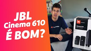 UNBOXING E REVIEW KIT HOME THEATER 5.1 JBL CINEMA 610 | AUDIO PRIME