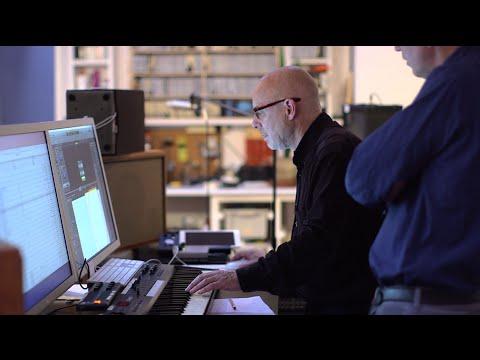 Brian Eno & Steven Johnson: Making Music