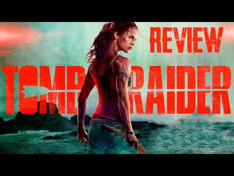 TOMB RAIDER REVIEW: Stranger Films Y... SORTEO!!!!