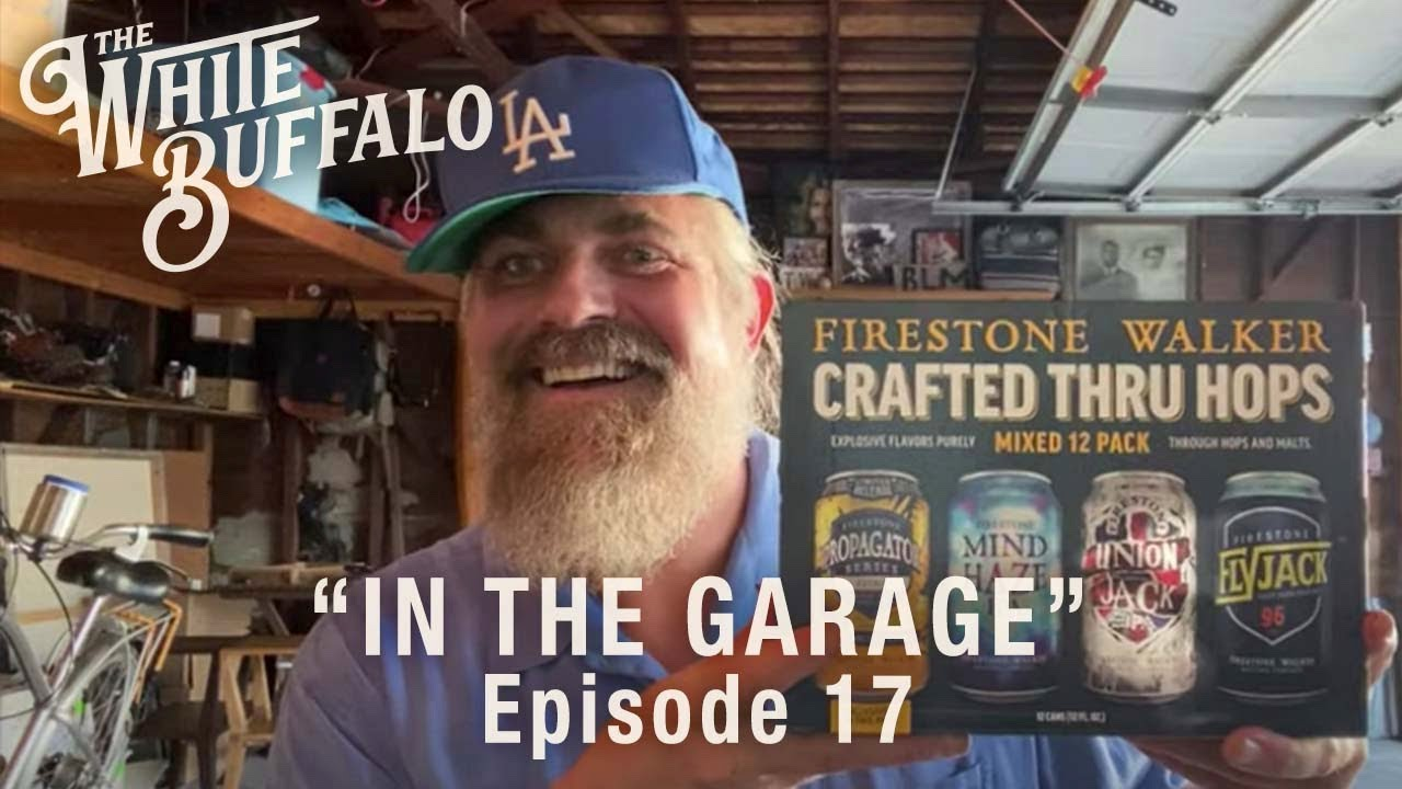 The White Buffalo - Come On Shorty - In The Garage: Episode 17