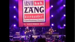 ARSCH huh 2012, BAP, Kristallnaach, lyric in English