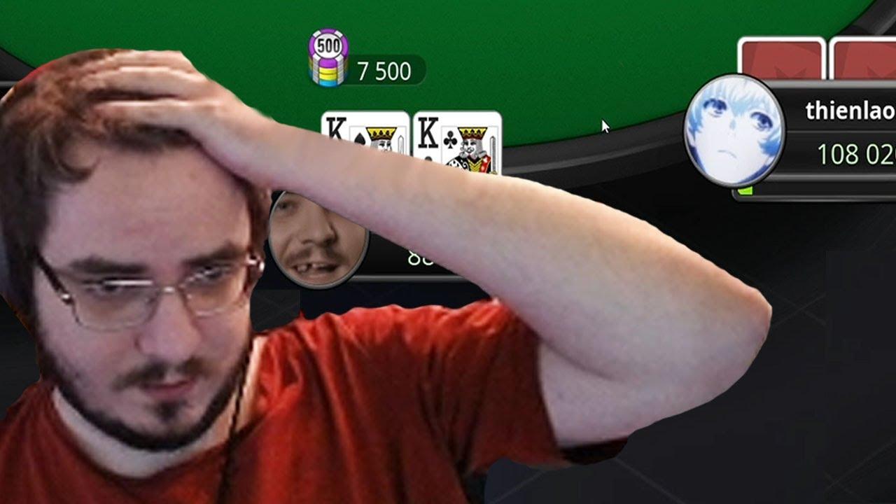 Мэддисон и Алоха за одним столом на турнире по покеру