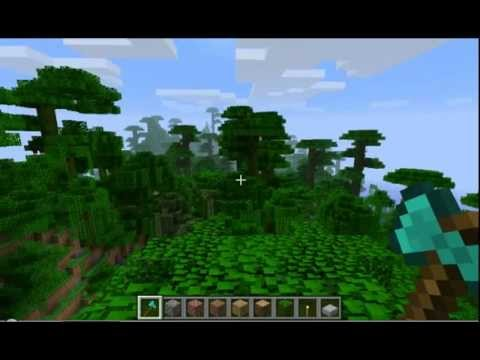Preview de Minecraft 1.2.3 Rumores y Actualizaciones. Travel Video