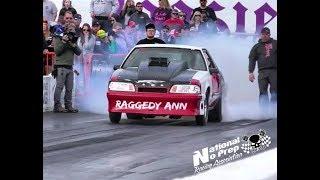 Raggedy Ann vs Blown Camaro at Galot No Prep Kings filming thumbnail