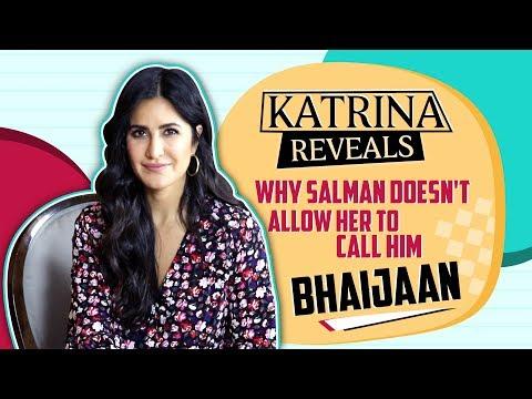 Katrina Kaif Speaks About Her Equation With Salman Khan