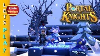 Portal Knights deutsch - Let's Play #042 || Nicht schön, aber notwendig