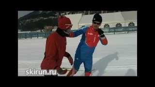 видео Классификация лыжных ходов. Спуск и подъем на лыжах