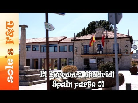 El Berrueco (Madrid) Spain parte 01