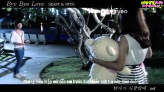 [BTOBVN][Vietsub + Kara] Bye Bye Love (When A Man