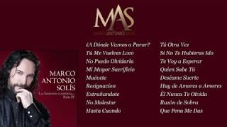 ¿A Dónde Vamos A Parar? - Marco Antonio Solís