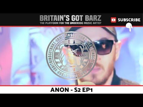 Anon  | S2 EP1 | Britain's Got Barz Performance