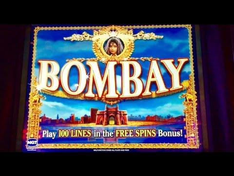 Bombay slot- Multiple bonuses!