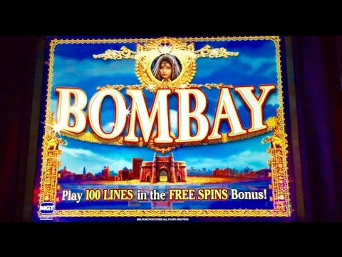 Bombay slot- Multiple bonuses!