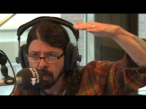 Dave Grohl's song name quiz on Absolute Radio