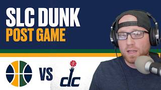 Utah Jazz vs Washington Wizards Post Game Reaction - The Utah Jazz offense is exploding!