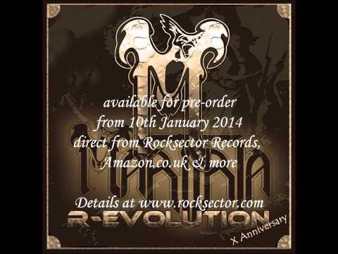 "Martiria feat. Vinny Appice : album trailer & first single ""Revolution"""
