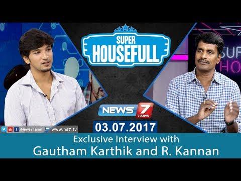 Exclusive Interview  with Gautham Karthik and R. Kannan | Ivan Thanthiran