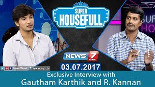 Exclusive Interview  with Gautham Karthik and R. Kannan | Ivan Thanthiran