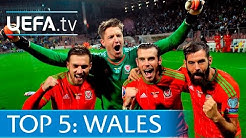 Top 5 Wales EURO 2016 qualifying goals: Gareth Bale and more