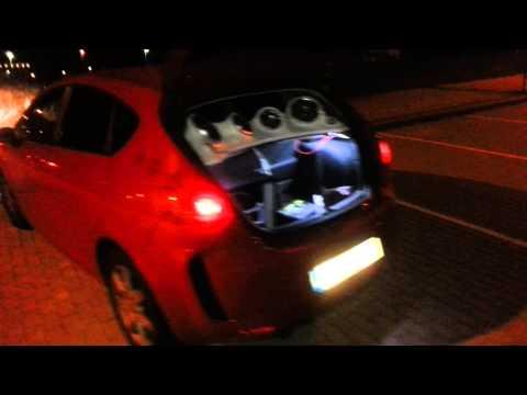 Seat Leon Sport bandeja fibra