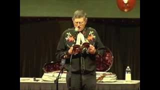 "John R. Erickson Reading from Hank the Cowdog: ""The Case of the Perfect Dog"" - Part 2"