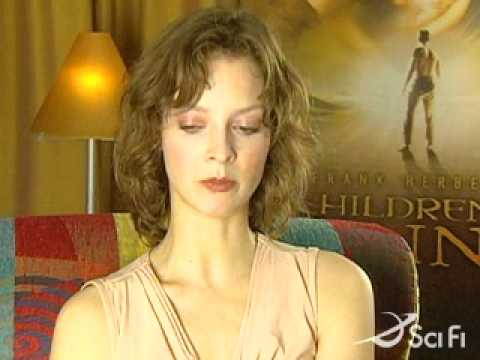 Julie Cox Interview from Children of Dune