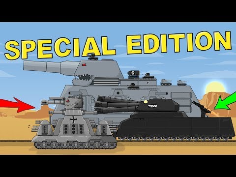 Fan episodes for upcoming season - Cartoons about tanks