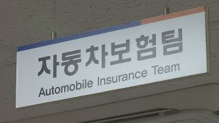 손보사, 내년 자동차보험료 5% 안팎 인상 추진 / 연…