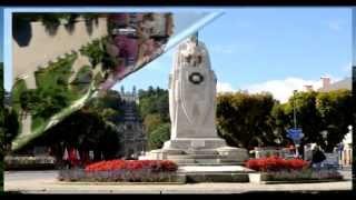 Aurora Simões de Matos canta em verso a cidade de Lamego