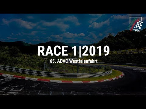 RE-LIVE: Race 1 of the VLN Championship at the Nürburgring