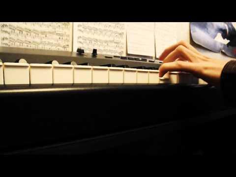 Shira Kammen - Downstream (Piano cover)