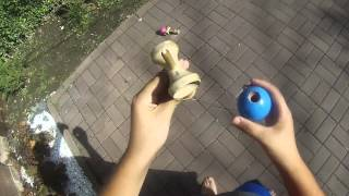Kendama Spacewalk To Swap Spike Tutorial