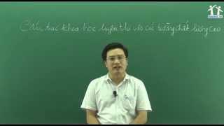 Cấu trúc khóa học BDHSG toán 5 - thầy Trần Hải