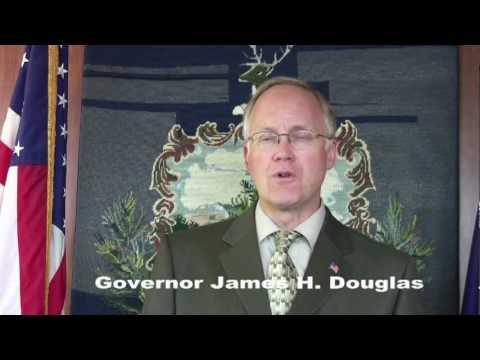 Vermont Governor Jim Douglas