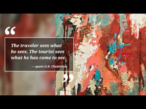 Creating The Traveler Mary Mirabal Art