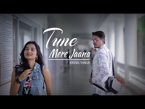 Tune Mere Jaana Kabhi Nahi Jaana | Hindi New Sad Song 2018 | Emptiness |Krunal Thakur feat. Vishakha