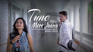 Tune Mere Jaana Kabhi Nahi Jaana - Emptiness | Hindi New Sad Songs | Krunal Thakur feat. Vishakha