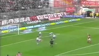 Serie A 2000-2001, day 22 Perugia - Fiorentina 2-2 (Di Loreto, Liverani, Chiesa, Lassissi)