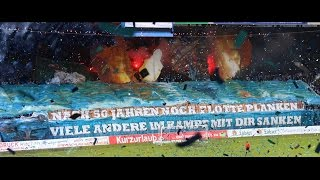 F.C. Hansa Rostock - 50 Jahre Jubiläums-Choreo
