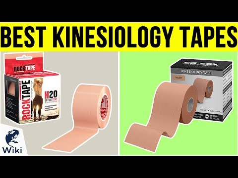 10 Best Kinesiology Tapes 2019