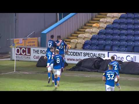 Mansfield Carlisle Goals And Highlights