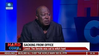 'Who Is The Presidency' Babachir Lawal Explains Controversial Question Pt 3 | Hard Copy |
