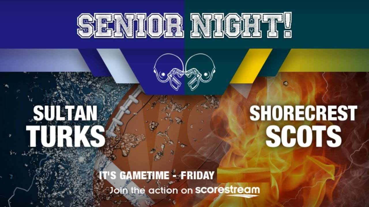 Friday Night Lights Senior Night