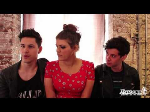 Michael J. Willett, Molly Tarlov & Paul Iacono talk G.B.F.  Tribeca 2013