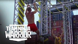 Party Time vs. Real Life Beasts | Team Ninja Warrior | American Ninja Warrior