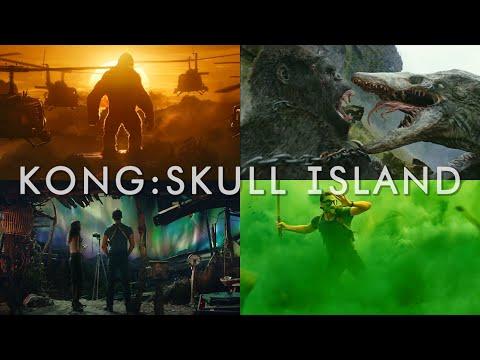 Amazing Shots of KONG: SKULL ISLAND