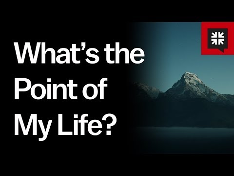 What's the Point of My Life? // Ask Pastor John