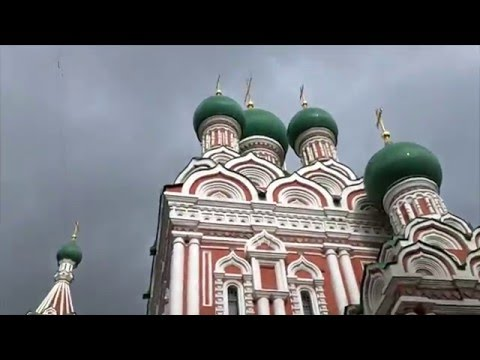 A Trip to Russia - Part One: Moscow